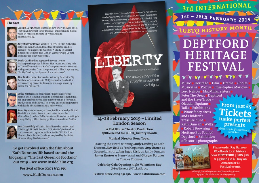 Liberty (Red Blouse Theatre)