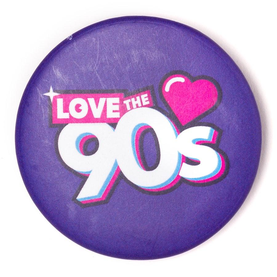 Love the 90's en concierto