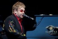 Elton John Madrid