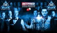 Betfred World Snooker Championship Qualifiers
