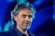 Andrea Bocelli | Front Row