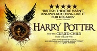 Harry Potter and the Cursed Child Parts One and Two - Wednesday