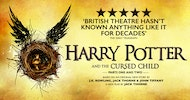 Harry Potter and the Cursed Child - Part 1 Wed & Part 2 Thurs 19:30