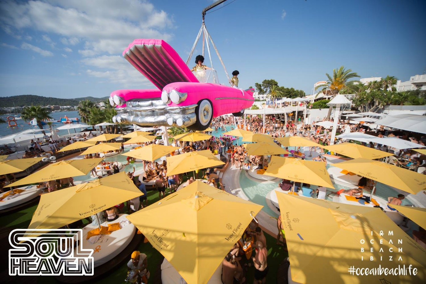 Candypants en Ocean Beach Ibiza (domingo)