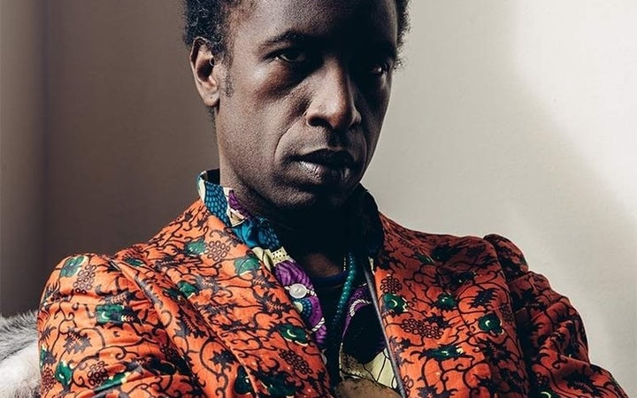 David Murray & Saul Williams at Brudenell Social Club, Leeds