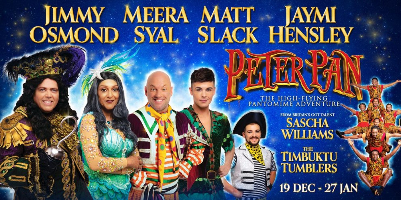 Peter Pan (Birmingham Hippodrome)