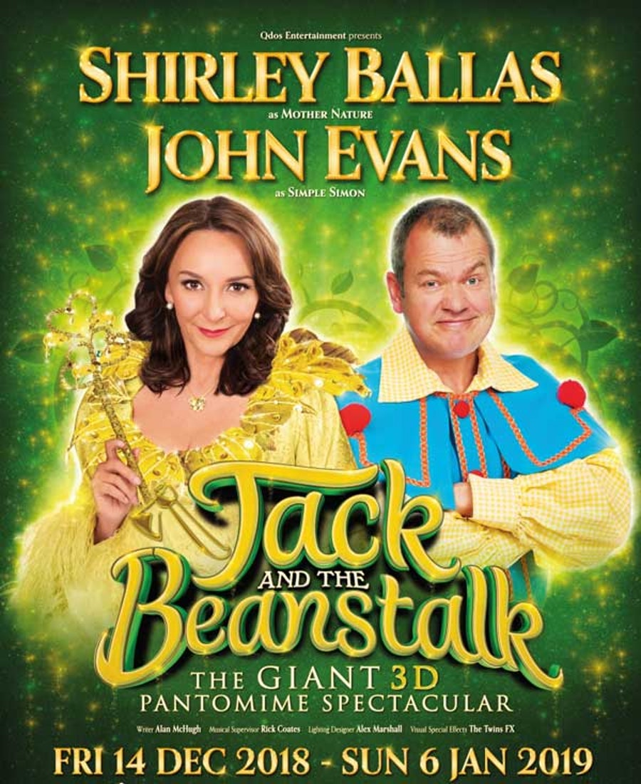 Jack and the Beanstalk (Liverpool Empire)