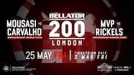 Bellator MMA London