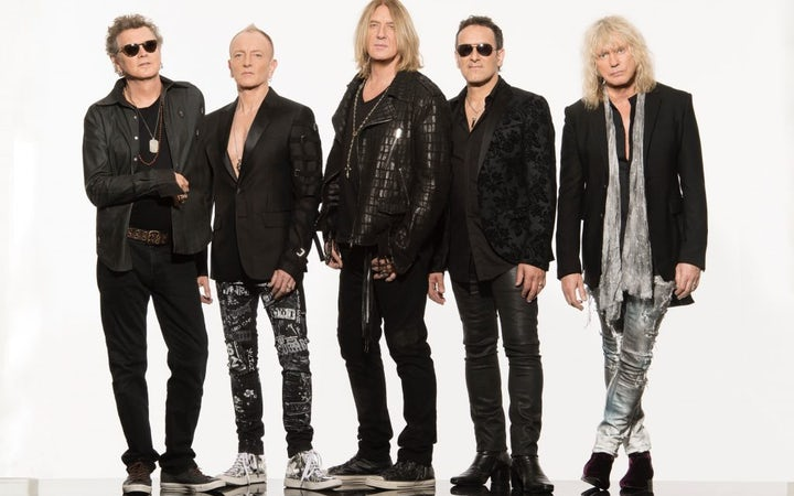 Def Leppard - The Hysteria Tour