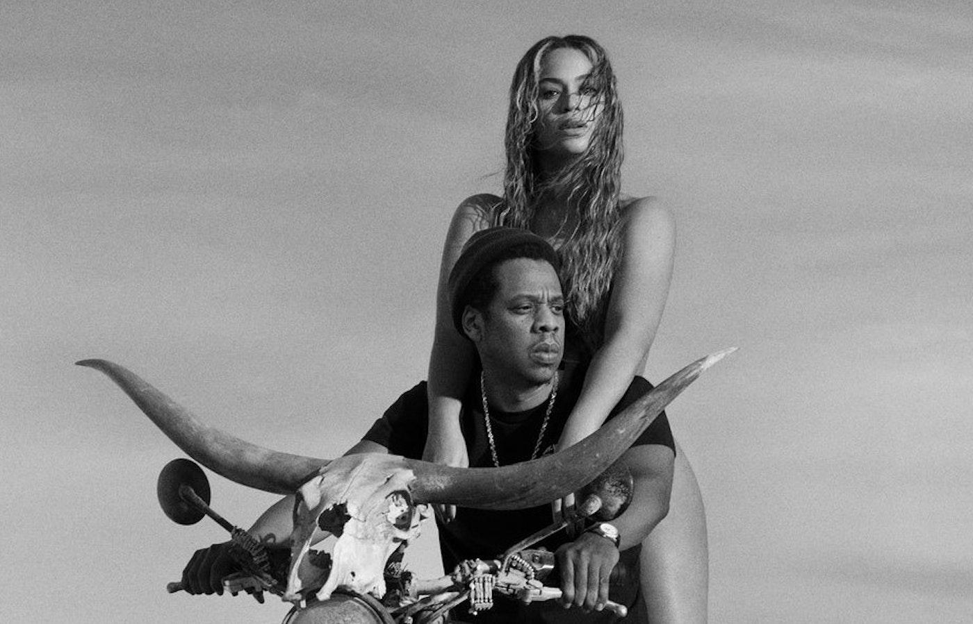 Beyoncé & Jay Z (OTRII)