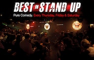 The Best In Stand Up & After Show Party
