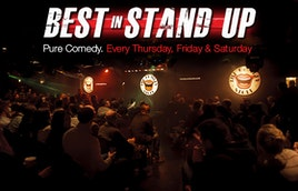 The Best In Stand Up - Five world class comedians