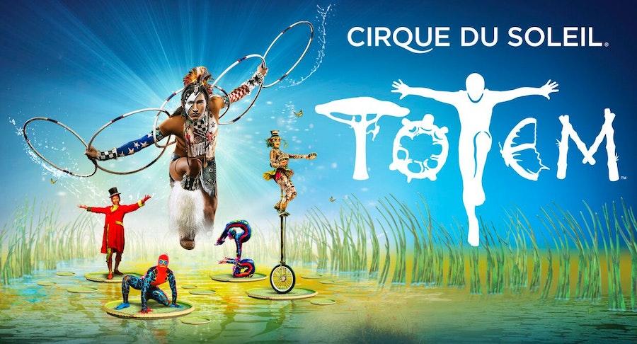 Cirque Du Soleil (Totem)