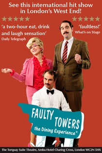 Faulty Towers The Dining Experience - Touring