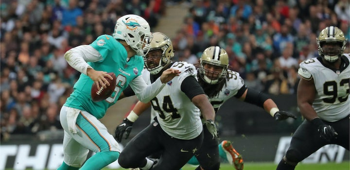f8069fdd NFL (US Football): Tampa Bay Buccaneers vs Carolina Panthers Tickets @  Spurs New Stadium, London - 13 October 14:30 | TickX