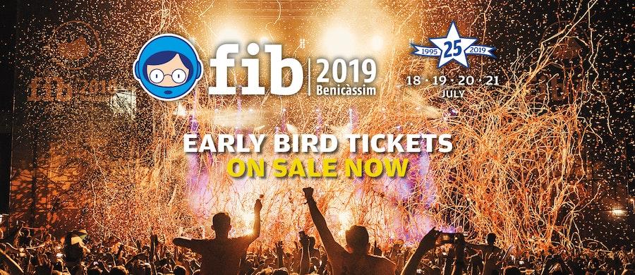 FIB - Festival Internacional de Benicàssim