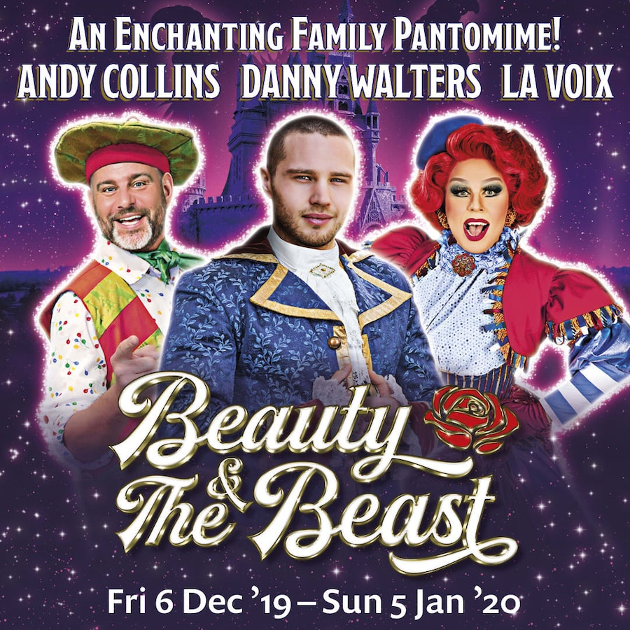 Beauty And The Beast (Waterside Theatre)