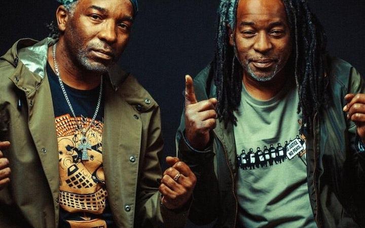 WAH - General Levy, Serial Killaz, Benny Page, Ragga Twins