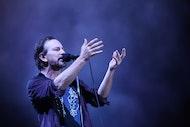 Eddie Vedder Barcelona