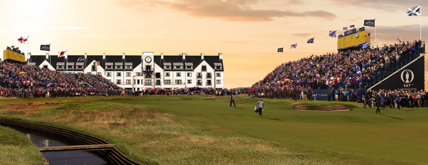 The Open Golf Championship 2018