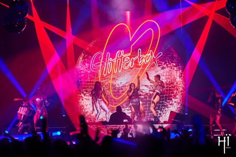 Glitterbox en Hï Ibiza (viernes)