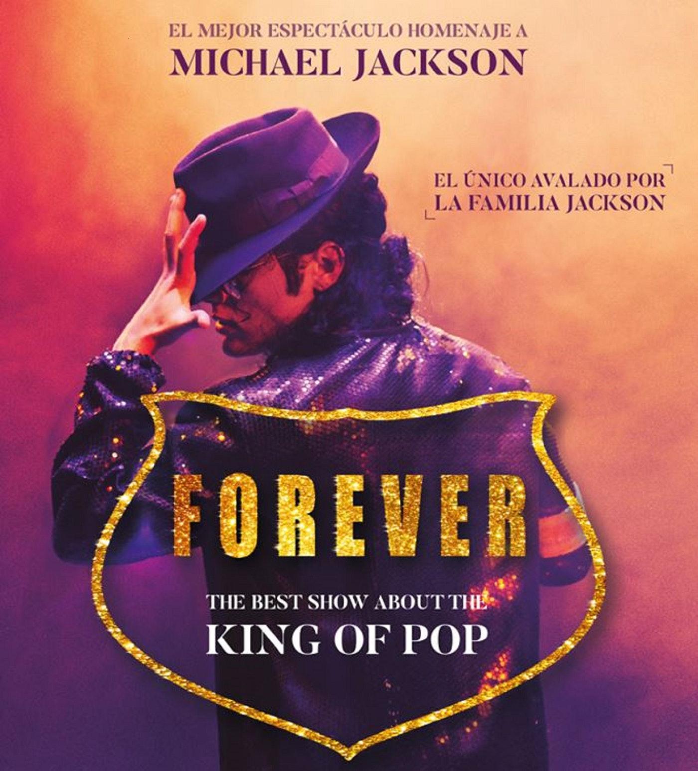 Forever, King of Pop - Michael Jackson