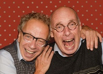 Bruun en Jan