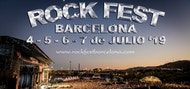 Rock Fest Barcelona 2019 - Abono