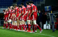 Edinburgh Rugby Union v Munster Rugby