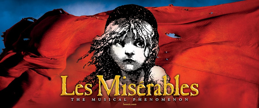 Les Misérables UK Tour